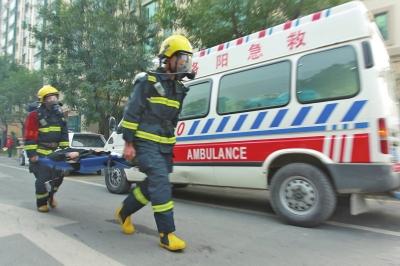 消防安全逃生知识 如何使用消防逃生绳 - 点击图片进入下一页