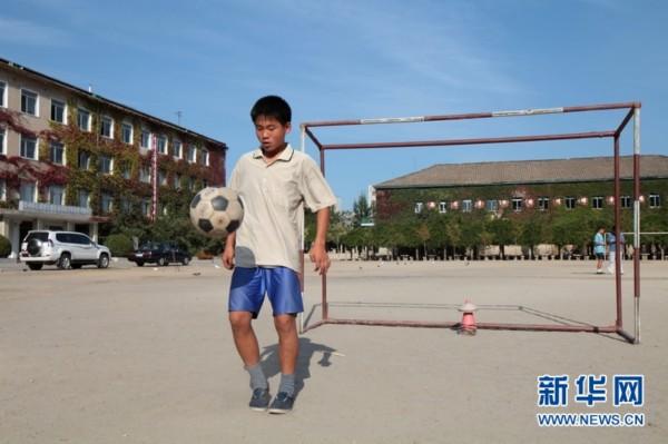 西方记者看不到的朝鲜(八):足球在朝鲜