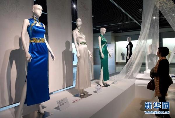 时装设计展图分享展示