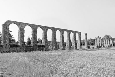 水资源和罗马帝国的衰亡