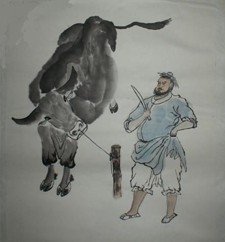 踌躇满志 - 西部落叶 - 《西部落叶》· 余文博客