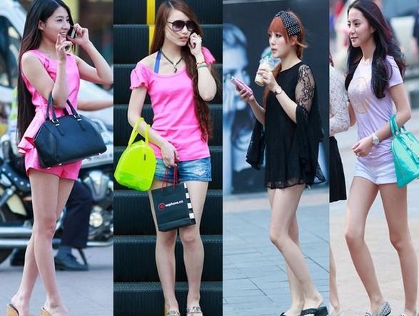 名为中国出美女城市排名前二十