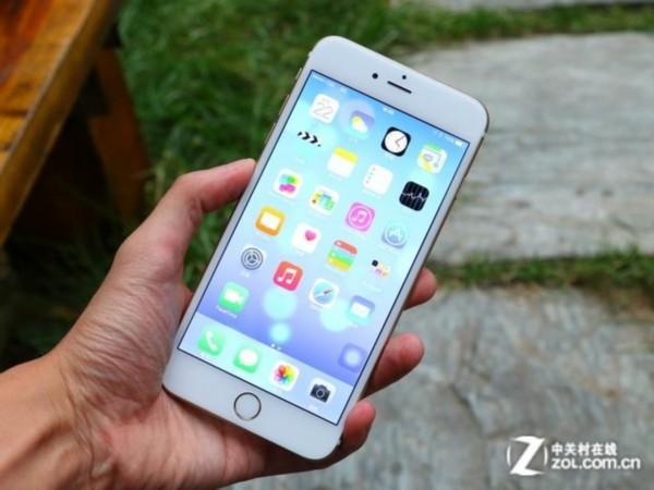 苹果iphone6p售4960元图片