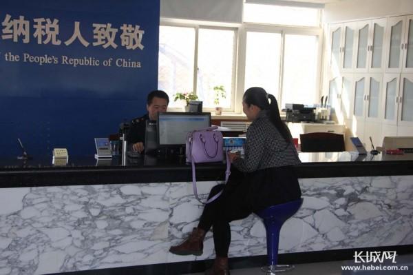 通讯员 李辉)昨日,秦皇岛市山海关开发区地方税务局牵头联合该区国税