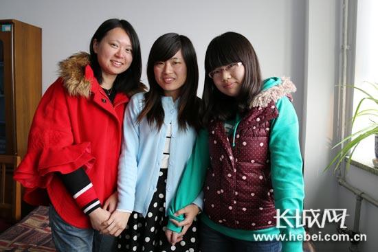 石家庄铁道大学女大学生帮助景区走失儿童找到父母图片 40164 550x367