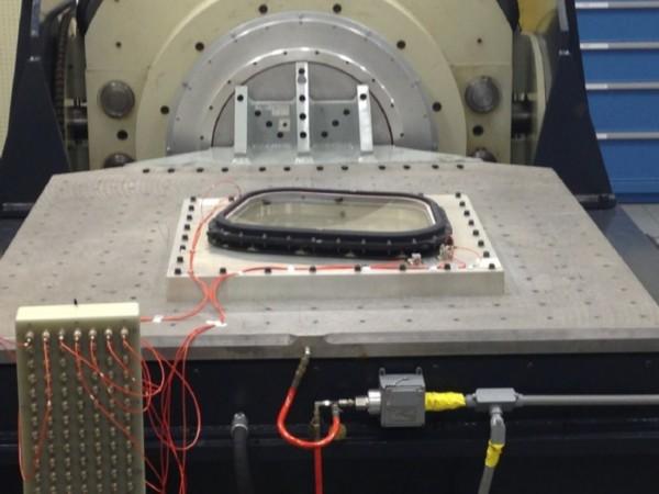 飞船内部结构图片