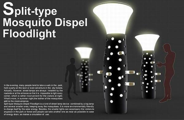 """""""抓人眼球""""的led照明灯具毕业设计"""