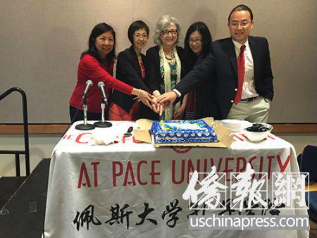 美国佩斯大学孔子学院成立6年学生人数翻十倍