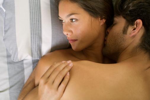 夫妻夜间两性生活