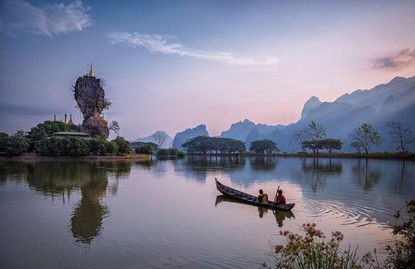 探访东方神秘国度缅甸 风景如诗如画(高清组图)