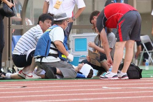 日本高温天气至少致14人死亡 6千余人中暑送医