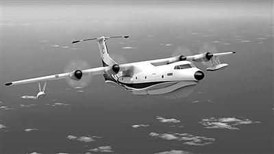 揭秘国产世界最大水陆两栖飞机ag600