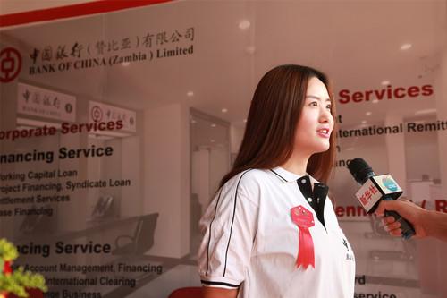 中国企业亮相赞比亚最悠久展览会