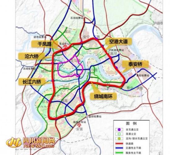 呼和浩特新机场至103省道连接线工程开工