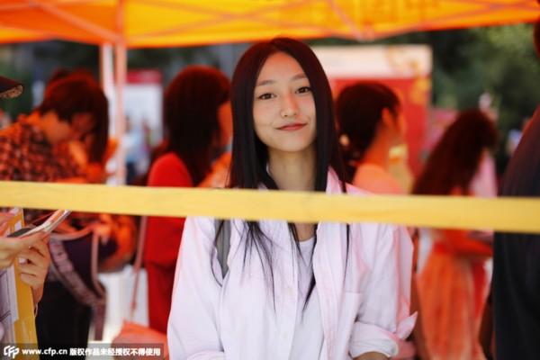 北京电影学院开学首日