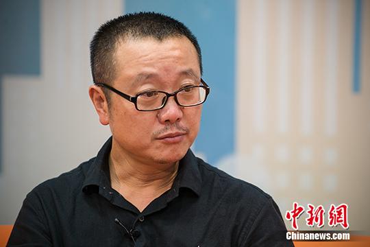 刘慈欣谈中国科幻小说 能养活自己的作家也就两三个