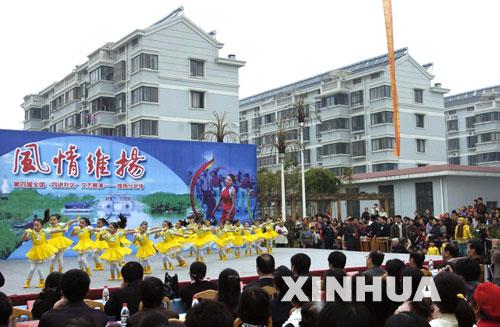 街道武塘社区的孩子们在扬州维扬区城北乡安平社区黄图片