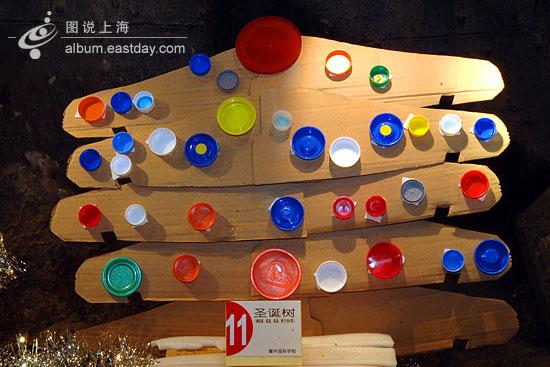 用纸箱制作大树步骤