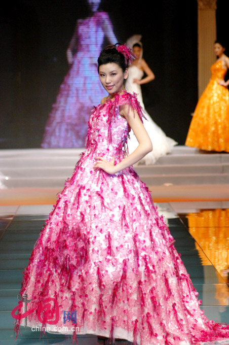 韩国皱纹纸娃娃服装步骤图解