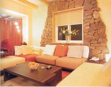 家庭中式客厅设计图展示