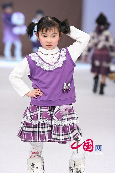 时装周发布07/08秋冬中国童装流行趋势(组图)(4)图片