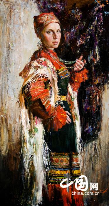 俄罗斯画家安娜-维诺格纳多娃(Anna Vinogradova)的油画 - 笑然 - xiaoran321456 的博客