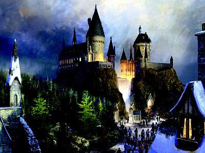 美建哈利波特主题公园 真实版魔法时空