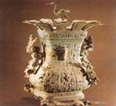 转载:古代酒器酒具欣赏 - gsf740426 -  花气袭人知昼暖