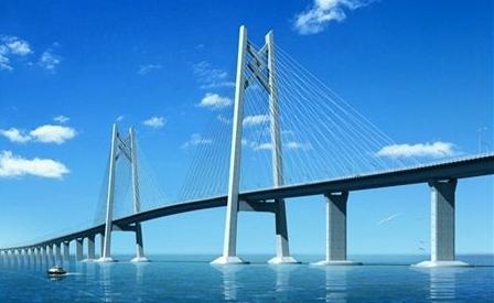 港珠澳大桥计划今年正式通车
