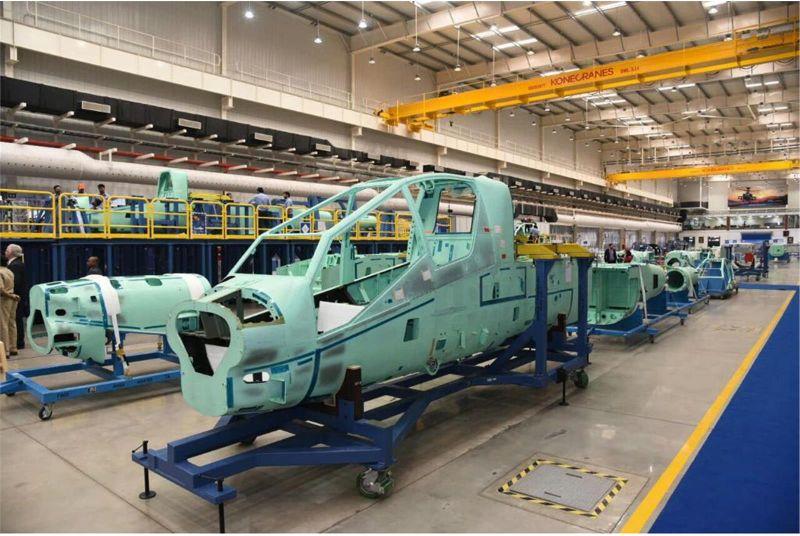 印度获阿帕奇武直机身组装线 或成世界专属