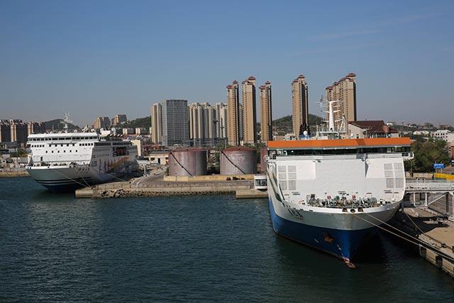 渤海轮渡: 打造中国客滚航母企业
