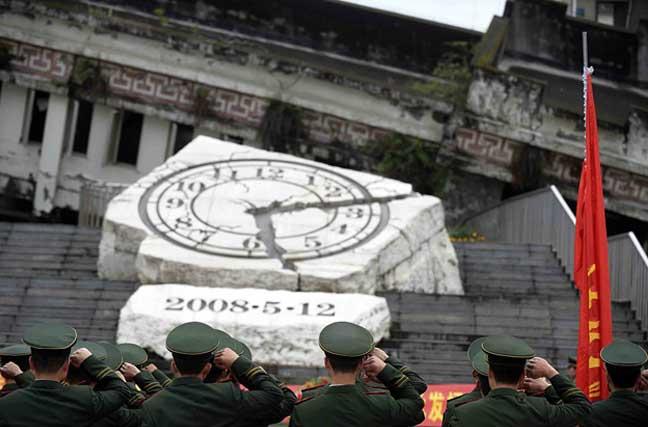 汶川地震十周年:映秀新生 记忆难忘