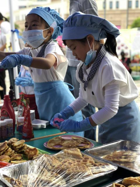 幼儿园美食分享会方案_幼儿园亲子美食分享图片