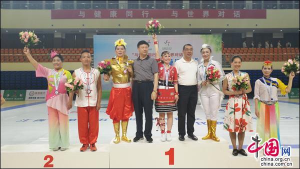 江西省第十五届运动会群众比赛项目(社