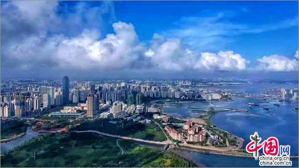 海南设立海口江东新区打造自贸区集中展示区