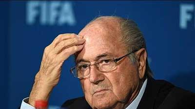前FIFA主席布拉特受普京邀请赴俄观看世界杯