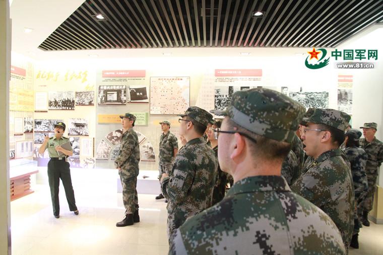 这个新组建的教研室,如何培养胜任本职的带兵人
