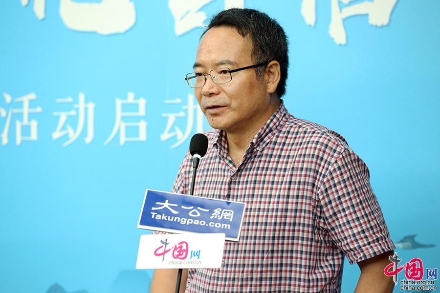 中国佛教协会副秘书长桑吉扎西