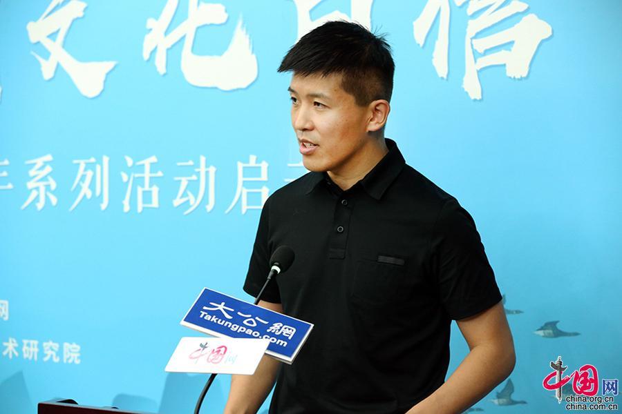 中国网资讯中心总监詹海涛