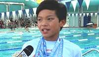 下一个飞鱼?10岁男孩豪取7冠+破菲尔普斯纪录