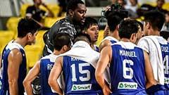 菲律宾男篮宣布重返亚运 被移至中国队所在组