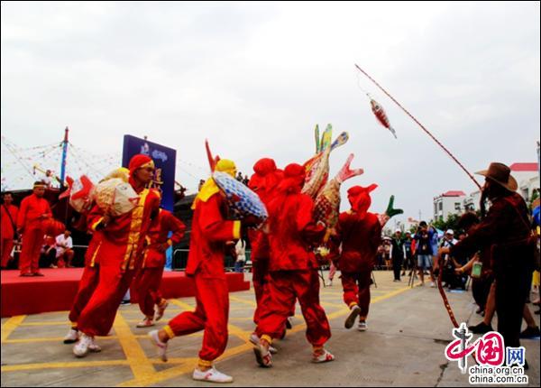 海南潭门赶海节:文旅融合打造全域旅游样本