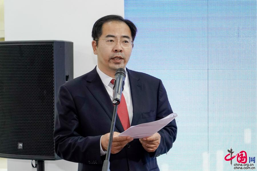 读懂中国丛书国际合作出版在京签约