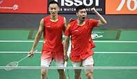 亚运会:中国3-1力克东道主夺羽毛球男团冠军 nba小牛对快船
