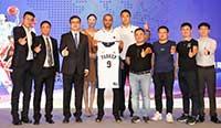 WCBA新赛季扩军至18队 帕克成为联赛形象大使