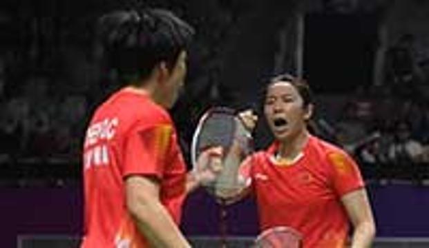亚运会:国羽女队1-3不敌日本无缘女团六连冠 双色球132期预测