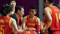 亚运会:中国女篮104分狂胜印尼 进4强再战日本