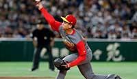 亚运会:中国棒球队亚运首秀 15-0大胜泰国队