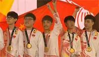 亚运会:中国电竞3-1复仇韩国夺英雄联盟冠军