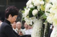 香港举行抗战胜利73周年纪念仪式